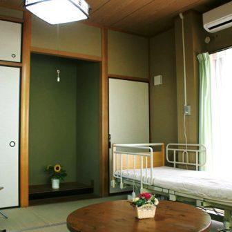 イメージ:和室の施設マップ・図面