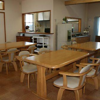 イメージ:厨房の施設マップ・図面