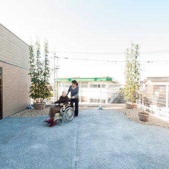 イメージ:屋上の施設マップ・図面