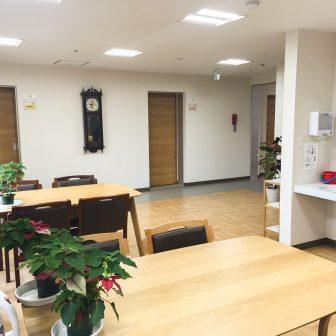 イメージ:談話室2の施設マップ・図面