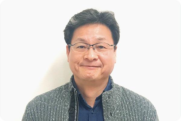 代表取締役・田中 孝二の写真