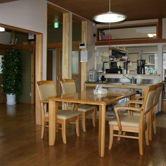 イメージ:食堂の施設マップ・図面