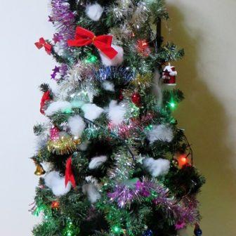 イメージ:クリスマスツリー飾り付け♪